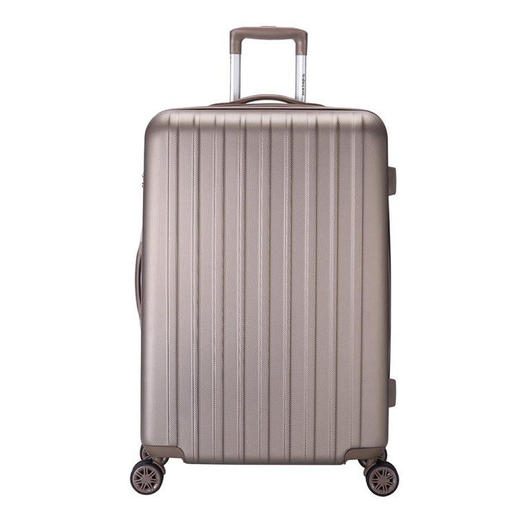 Een goedkope koffer kopen
