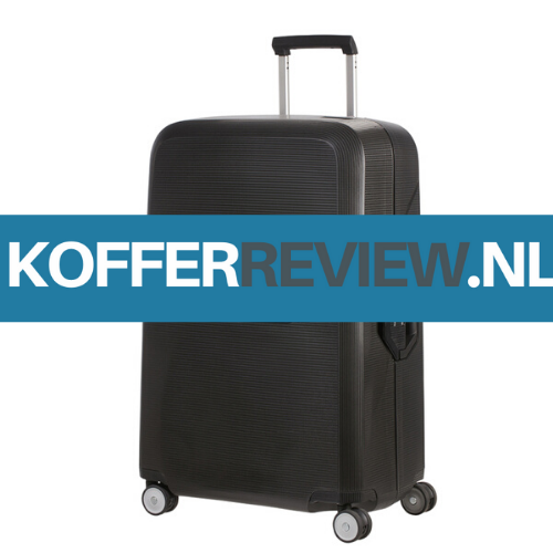 Samsonite Magnum spinner review